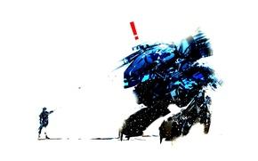Картинка Игры, Solid Snake, Metal Gear