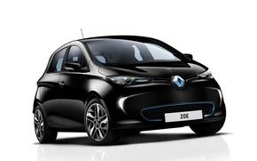 Обои Renault, mini, ZOE