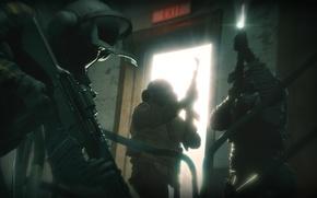 Картинка оружие, спецназ, Rainbow six: Siege, GSG-9