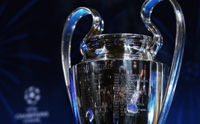 Картинка футбол, champions league, champions league cup, кубок чемпионов