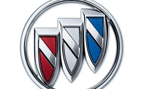 Картинка логотип, белый фон, logo, buick, бьюик