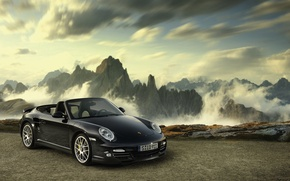 Картинка 911, Porsche, 2011, Turbo
