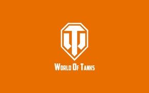 Обои игра, танки, World Of Tanks, мир в танках, эмблема, WOT