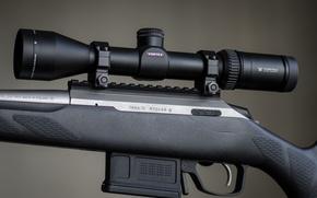 Картинка макро, оптика, винтовка, Tikka T3