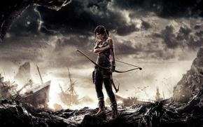 Картинка Game, Lara Croft, Tomb Raider 2013