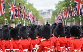 Картинка шапка, Англия, Лондон, гвардия, Букингемский дворец