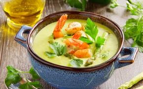 Картинка первое блюдо, the first dish, суп с морепродуктами, soup with seafood