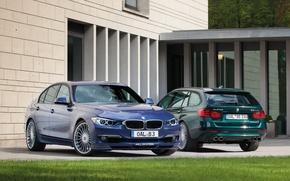 Картинка бмв, BMW, F30, 3 Series, 2013, Alpina, F31