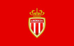 Картинка sport, logo, football, Monte-Carlo, AS Monaco FC
