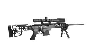 Обои винтовка, снайперская, оптика, стиль, оружие