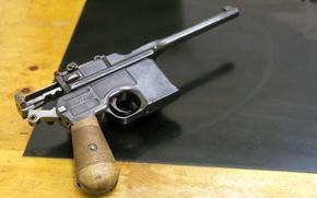 Картинка пистолет, оружие, C96