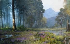 Картинка Игры, Far Cry, Арт, Ubisoft, Game, Primal