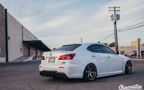 Картинка Lexus, IS-F, Stance, StanceNation
