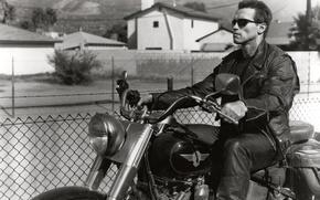 Обои Терминатор 2, Judgment Day, Terminator 2, Арнольд Шварценеггер, Судный день, The Terminator, Arnold Schwarzenegger