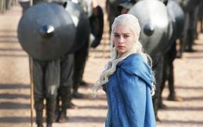 Картинка Игра Престолов, Game of Thrones, Emilia Clarke, Daenerys Targaryen, Эмилия Кларк, Дейенерис Таргариен, дейенерис, dayenerys