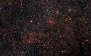 Обои красота, космос, звезды бесконечность