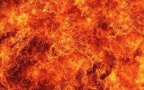Картинка огонь, пламя, текстуры, Hellfire
