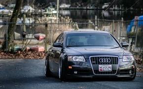 Картинка Audi, sedan, stance