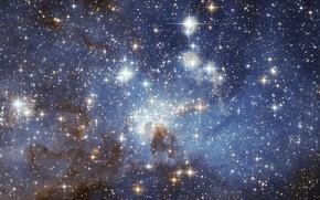 Картинка космос, красота, озвездие