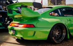 Картинка 911, Porsche, retro