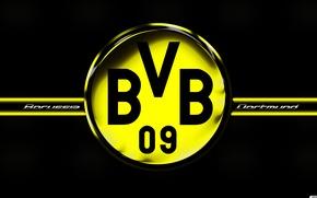 Картинка BVB, Borussia, Dortmund, logo BVB