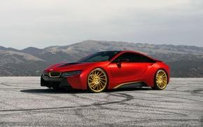Картинка BMW, Forged, Vossen