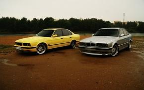 Картинка BMW, E34, BMW M5, BMW5, M5 E34