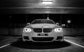 Картинка бмв, BMW, белая, white, кабрио, E93, 3 серия, 330d