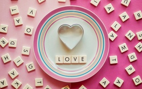 Картинка любовь, надпись, сердце, heart, love letters