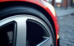 Картинка Mercedes Benz, AMG, Black Series, Concavo, CLK63
