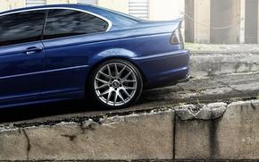 Картинка BMW, Coupe, E46, 3 series