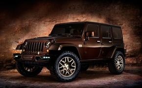 Обои Concept, Jeep Wrangler, Sundancer Design