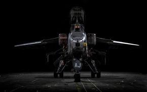 Обои Jaguar, аэродром, истребитель-бомбардировщик, SEPECAT