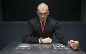 Картинка костюм, киллер, убийца, Rupert Friend, Хитмэн: Агент 47, Руперт Френд, Hitman: Agent 47