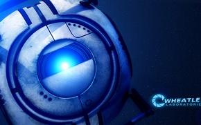 Картинка Portal 2, Wheatley, Уитли, для, принятия, О Уитли Я прощаю тебя, неправильных, созданный, Oh Wheatley …