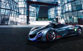 Картинка Concept, Мазда, Mazda, Car, Furai, Фураи