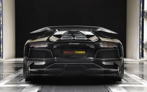Картинка Lamborghini, sportcar, black