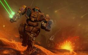 Картинка Spooky777, Mechwarrior online, Free Worlds League