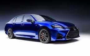 Картинка Lexus, лексус, GS F, 2015