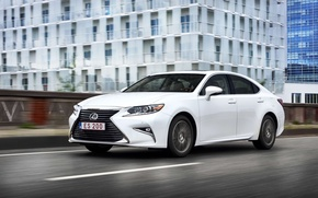 Обои Lexus, ES 200, обои, white, auto, car, авто, wallpaper