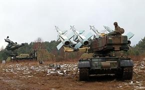 Картинка rw125sc anti-missile system, Air Defense Squadron, Polish army