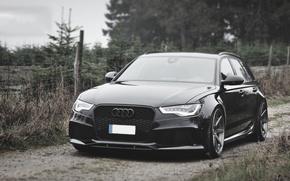 Обои RS6, Auant, Audi