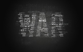 Картинка смерть, война, черный, ненависть, боль, слова, ложь, War, pain, death, насилие, lies, hatred, violence