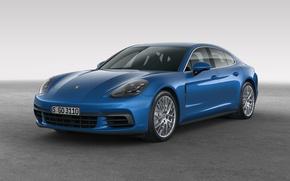 Картинка Porsche, Panamera, порше, панамера