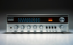 Картинка Receiver, The Fisher 201 Futura, Stereo