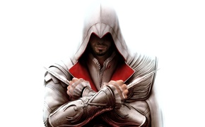 Обои brotherhood, assassin's creed, games, ubisoft