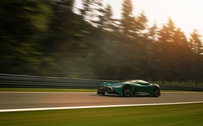 Картинка скорость, Infiniti, Vision, Gran Turismo