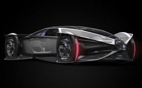 Картинка Concept, Car, 2010, Cadilac