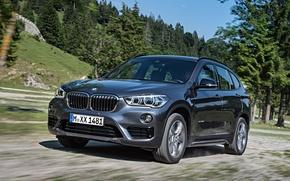 Обои 2015, BMW, xDrive, Sport Line, F48, бмв