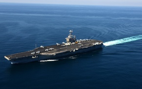 Картинка оружие, корабль, USS John C. Stennis, aircraft carrier